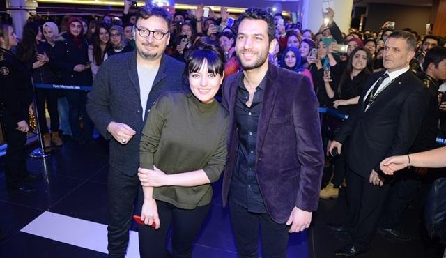 Kocan Kadar Konuş Diriliş filminin Bursa özel gösterimi yapıldı!