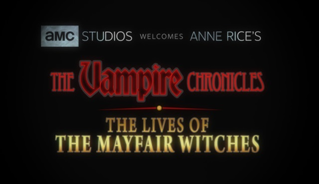 The Vampire Chronicles serisinin dizi uyarlamasının yeni adresi AMC oldu