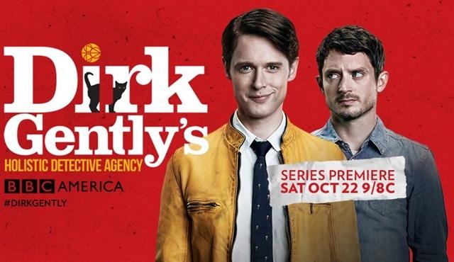Dirk Gently's Holistic Detective Agency ikinci sezon onayını aldı