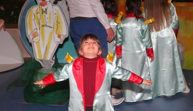 Minikler aileleri ile birlikte Küçük Prens'in bilinmeyen gezegeni keşfetti!