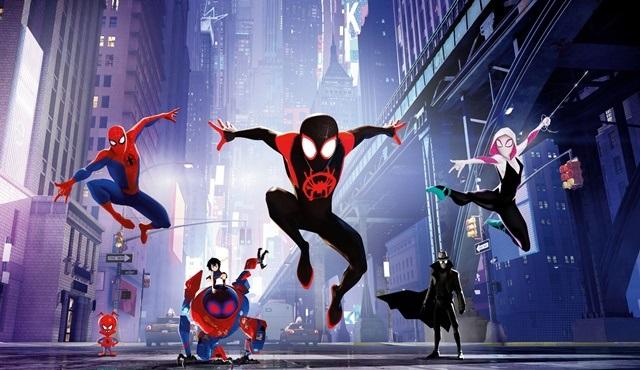 Örümcek Adam: Örümcek Evreninde TV'de ilk kez atv'de ekrana gelecek!