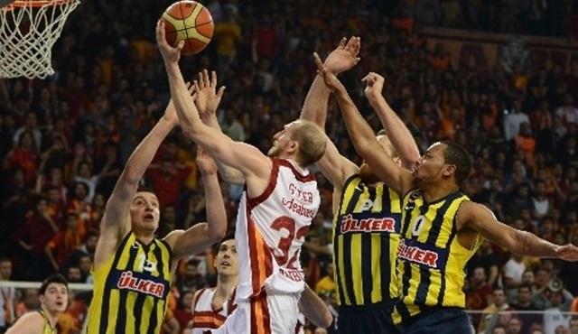 Fenerbahçe – Galatasaray Odeabank Play-Off Karşılaşması NTV Spor'da!