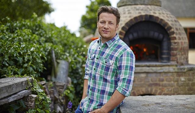 Jamie Oliver sadece 24KITCHEN'da!