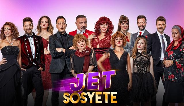 Jet Sosyete, Tv'de ilk kez yayınlanacak bölümleriyle Star TV'de ekrana gelecek!