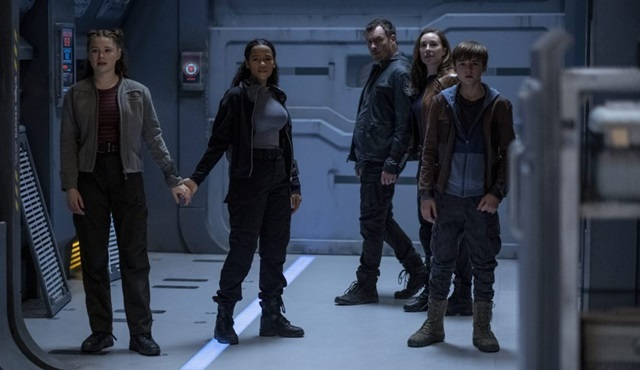Lost in Space, Netflix'ten final sezonu için onay aldı