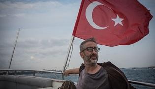 David Baddiel İpek Yolu'nda, Discovery Channel ekranlarında başlıyor!