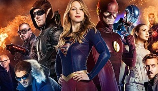 4 The CW dizisinin yer alacağı ortak bölümlerin fragmanları yayınlandı