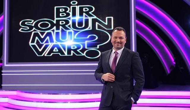Ali Sunal'ın sunumuyla Bir Sorun mu Var? Show Tv'de başlıyor!