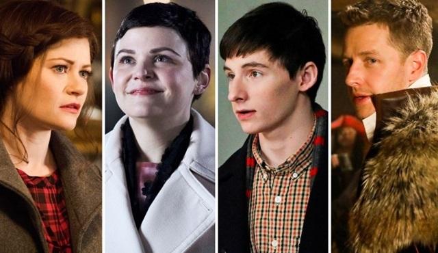 Dört oyuncu daha Once Upon a Time'dan ayrılıyor