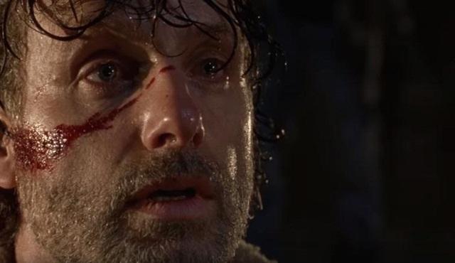 The Walking Dead'ten yeni bir Rick-Negan videosu paylaşıldı.