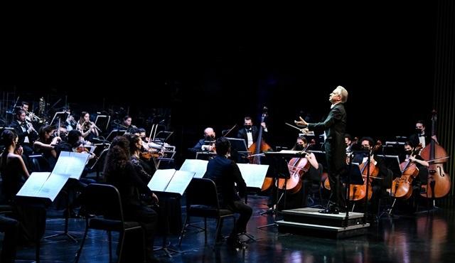 TRT Filarmoni Orkestrası'nın ilk konseri TRT 2'de ekrana gelecek!