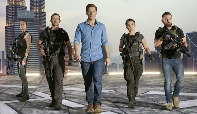 Strike Back dizisi 8. ve final sezonu için onayı aldı