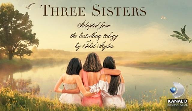 İclal Aydın'ın Üç Kız Kardeş romanı Kanal D'de dizi oluyor