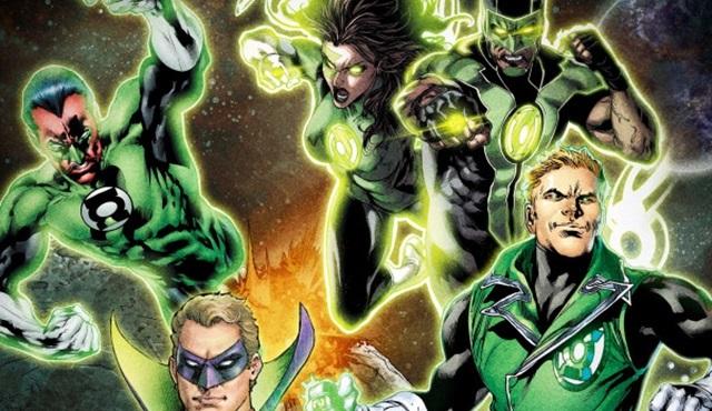 HBO Max, Green Lantern dizisine resmi onayı verdi