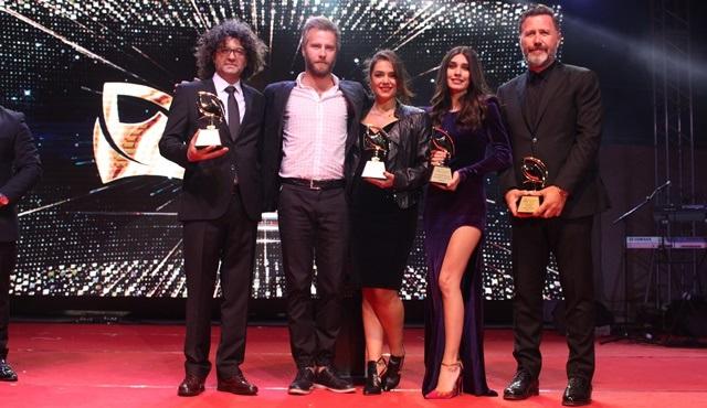 Altın Badem Ödülleri'nden NTC Medya'ya dört ödül birden geldi!