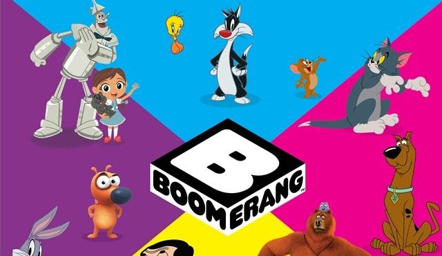 Boomerang TV şimdi de Digitürk'te yayına başladı!