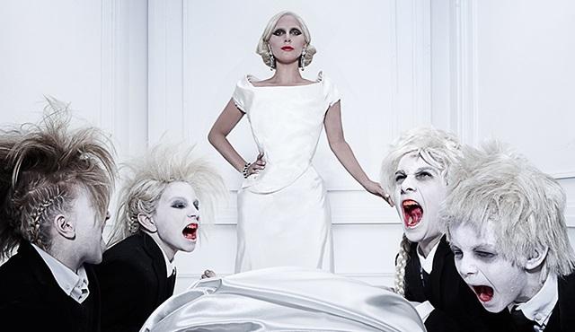 Lady Gaga'lı American Horror Story: Hotel FX'te başlıyor