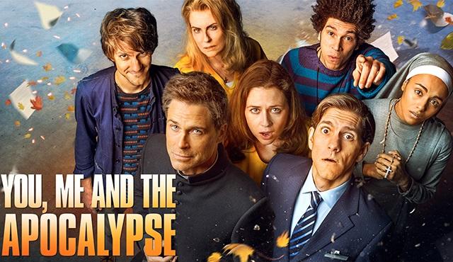 You, Me and the Apocalypse dizisi 28 Ocak'ta başlıyor