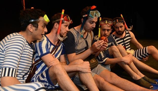 Antalya Şehir Tiyatroları Hindistan' da Olimpiyatlara katılacak!