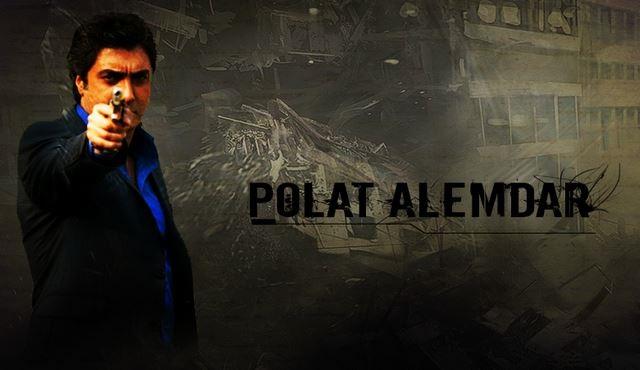En süperinden bir kahramandır Polat Alemdar