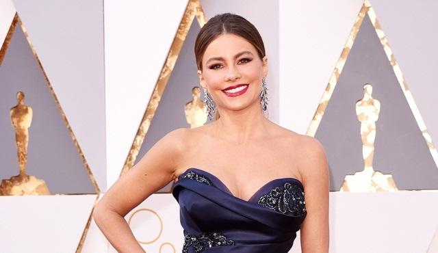 Dünyanın en çok kazanan televizyon aktristi Sofia Vergara oldu