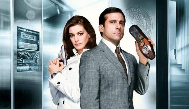 Steve Carell ve Anne Hathaway'in rol aldığı Get Smart, CNBC-e'de ekrana geliyor!