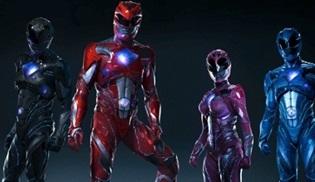 Power Rangers filminden yeni bir tanıtım yayınlandı