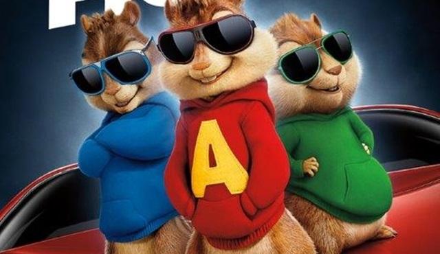 Alvin ve Sincaplar: Yol Macerası, TV'de ilk kez D-Smart'ta ekrana geliyor!