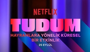 Netflix, TUDUM: Hayranlara Yönelik Küresel Netflix Etkinliği'nin resmi fragmanını paylaştı