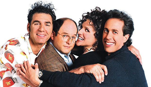 Jerry Seinfeld'ın evi şimdi de Los Angeles'ta!