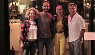 Ünlü isimler TOY İstanbul'un yeni sezon açılış partisinde bir araya geldi!