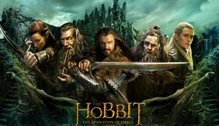 Hobbit: Smaug'un Çorak Toprakları filmi Star Tv'de ekrana geliyor!