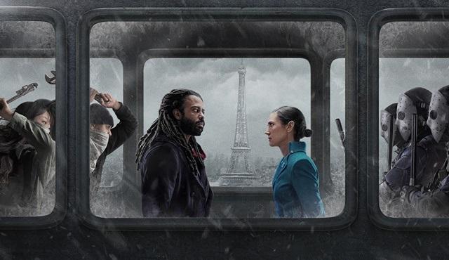 Netflix, yeni dizisi Snowpiercer'ın resmi fragman ve afişini paylaştı!