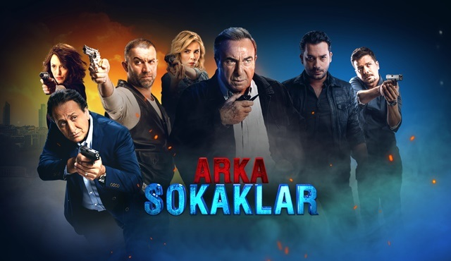 Kanal D dizisi Arka Sokaklar yeni sezonu açıyor!