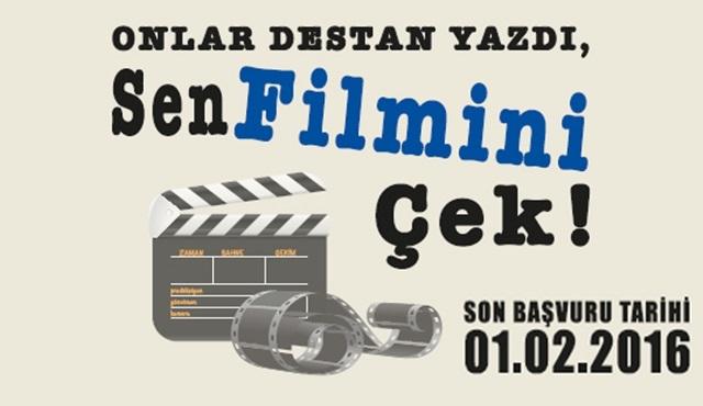 """""""Çanakkale"""" temalı kısa film çek, 15 Bin TL kazan!"""