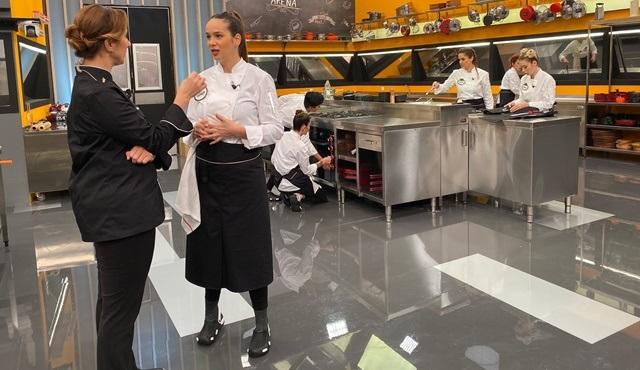 Chefs' Arena'nın ilk bölümünde kaybeden takım kim oldu?
