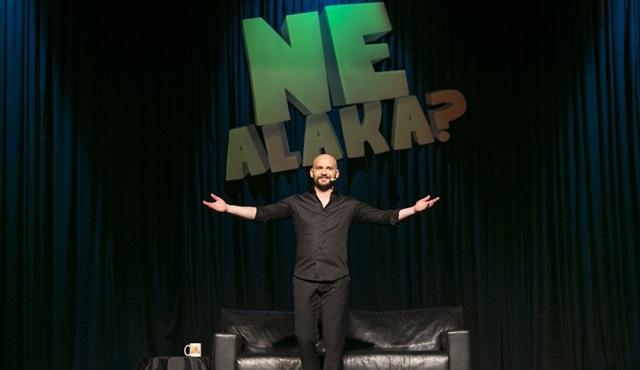 """Atalay Demirci, yeni gösterisi """"Ne Alaka"""" ile BKM'de!"""