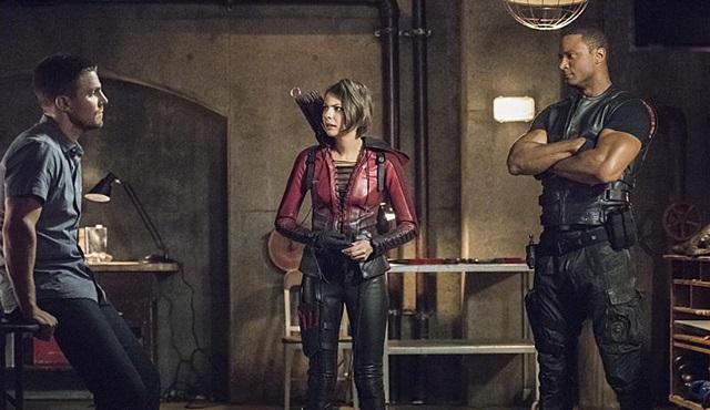 Arrow, 4. sezona iyi bir başlangıç yaptı