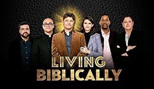 CBS, Living Biblically dizisini programından çıkardı