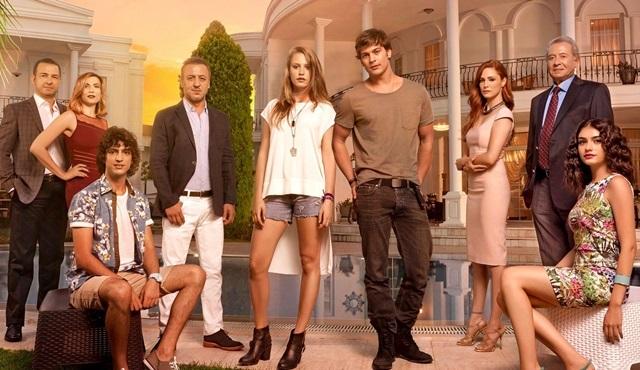 Medcezir dizisi de yakında İspanya'da yayına girecek