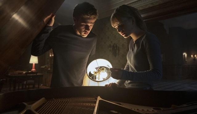 Netflix yeni dizisi Locke and Key'den özel bir video paylaştı!