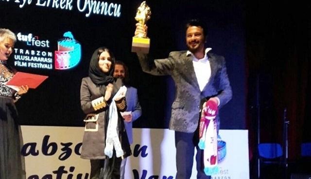 Mezarcı filmi, Uluslararası Trabzon Film Festivali'nden ödüllerle döndü!