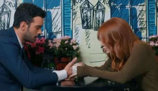 Kiralık Aşk: Ellerin ellerime, gözlerin gözlerime...
