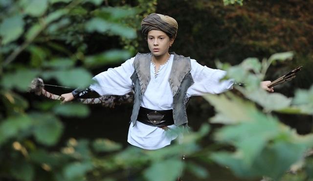 TRT 1'in yeni çocuk dizisi Tozkoparan İskender çok yakında başlıyor!
