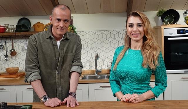 Memet Özer ile Mutfakta'ya bu hafta Neslihan Yeldan konuk olacak!