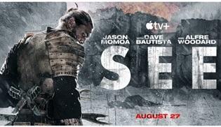 Apple'ın dizilerinden See, 27 Ağustos'ta ikinci sezonuyla dönüyor