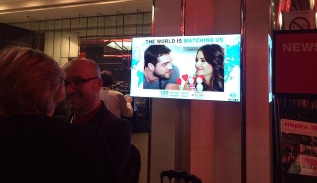 Kanal D, 'Tatlı İntikam' ve 'Hayat Şarkısı'nı MIPTV'de tanıttı!