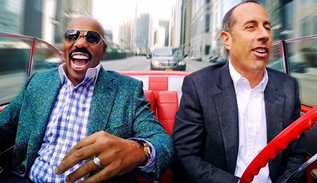 Comedians in Cars Getting Coffee ve Rotten, 5 Ocak'ta Netflix Türkiye'de!