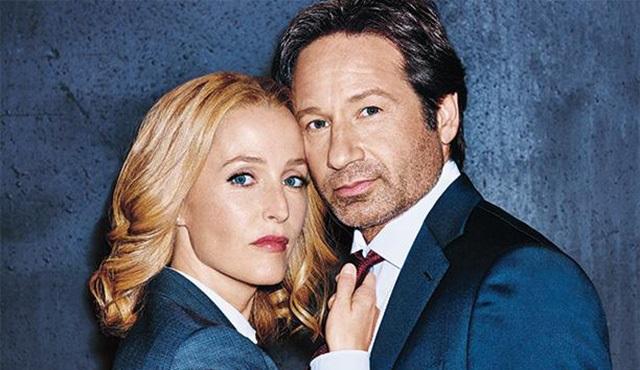 The X-Files'ın tanıtım bombardımanı devam ediyor