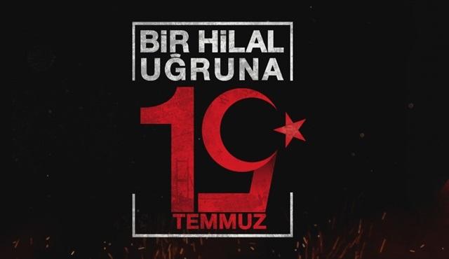 """""""Bir Hilal Uğruna-15 Temmuz Özel Bölümü"""" TRT1'de ekrana gelecek!"""